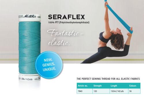 Seraflex fantastisch elastisch naaigaren