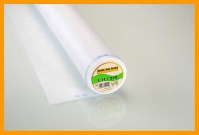 L11 is de dunne naaibare vlieseline meestal gebruikt voor vlieselinemodellen in de opleiding