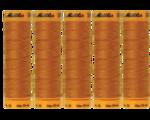5 klosjes seralon dikte 30 doorstikgaren