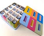 Seraflock box gevuld met 16 klossen