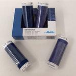 Denim doc kit 4 klosjes blauw