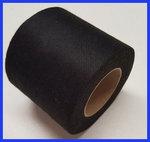 Kantenband 8cm zwart op rol
