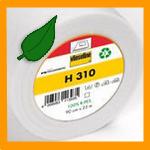 Duurzame vlieseline H310 van gerecycled polyester