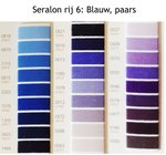 Seralon universeel naaigaren in blauw en paars