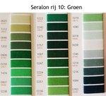 Seralon universeel naaigaren in groen