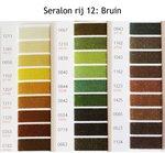 Seralon universeel naaigaren in bruin