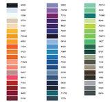 Kleuren van trojalock lockgaren