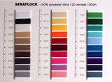 Kleuren van seraflock
