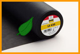 Vlieseline LE420 is een duurzame vlieseline want het is deels gemaakt van gerecyclede polyester vezels
