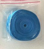 Satijnen biaisband 2cm breed  turquoise