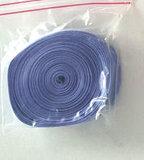 Satijnen biaisband 2cm breed lavendel