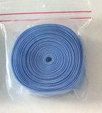 Satijnen biaisband 2cm breed lichtblauw