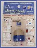 Threadmagic voor een gladde, niet knopende draad
