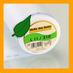 Vlieseline L11 is gedeeltelijk gemaakt met gerecycled polyester
