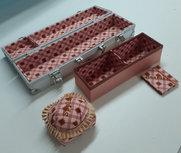 Unieke Naaibox rechthoekig met handig sorteervak