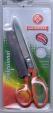 Mundial Serra Sharp coupeuse stofschaar linkshandig 8 inch