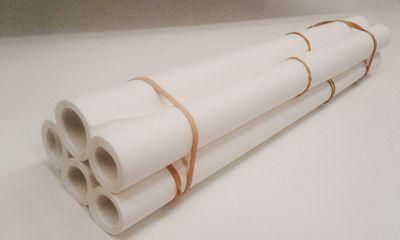 Kleine rol patroonpapier stevig en doorzichtig, 45 grams, 50cm br