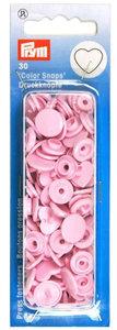 Color Snaps, roze hartje