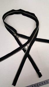 Excella tweewegrits met zilveren tand en zwarte band