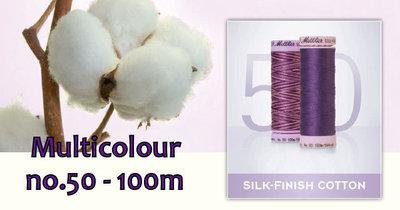 Silk Finish Cotton dikte 50