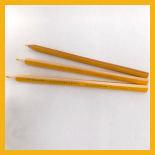 Kleermakerspotlood geel