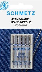 Naaimachine naalden voor jeans van het merk Schmetz