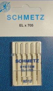 Coverlock / overlock naaimachinenaalden EL x 705