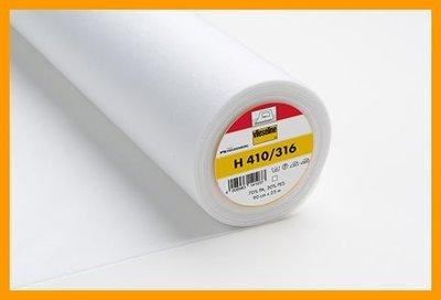 Vlieseline H410 wit