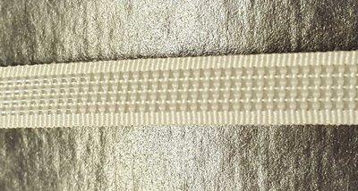 balein om in te naaien en in te schuiven 7mm wit