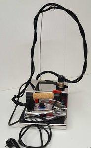 Professioneel strijkijzer / persbout