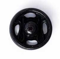Zwarte naaibare drukker van PRYM