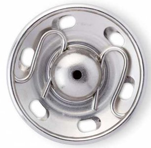 Naai drukker zilver van PRYM