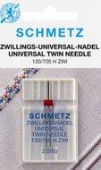 Tweelingnaald universeel van Schmetz